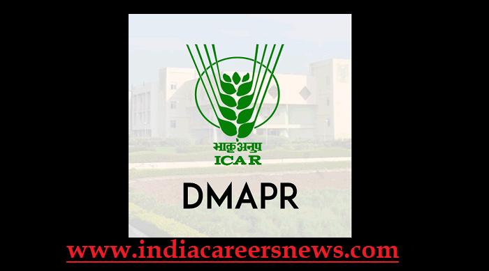 DMAPR Recruitment