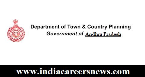 DTCP Andhra Pradesh Recruitment