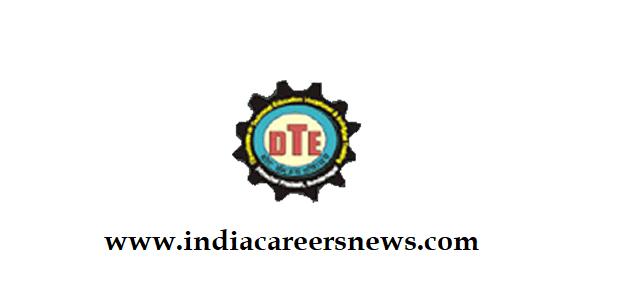 DTE Himachal Pradesh Recruitment