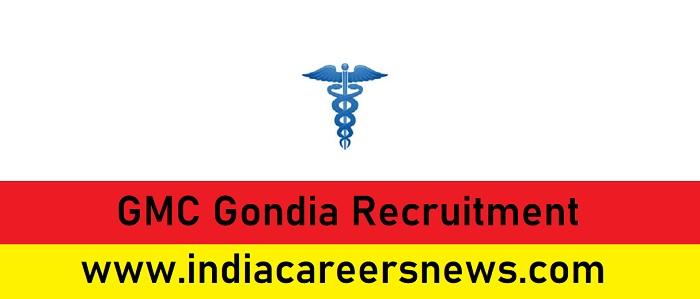 GMC Gondia Recruitment