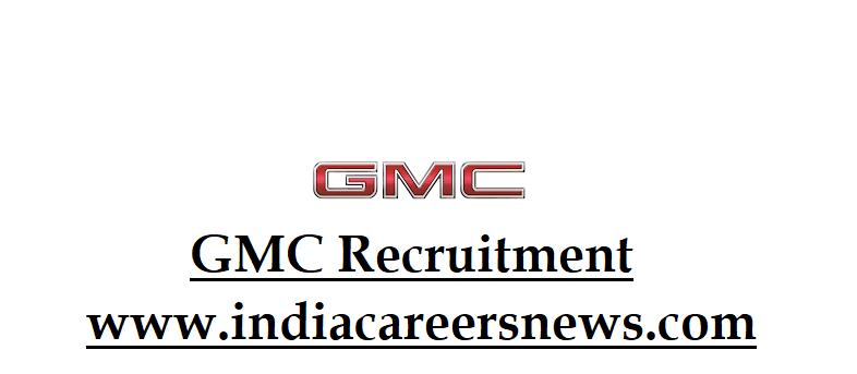 GMC Recruitment