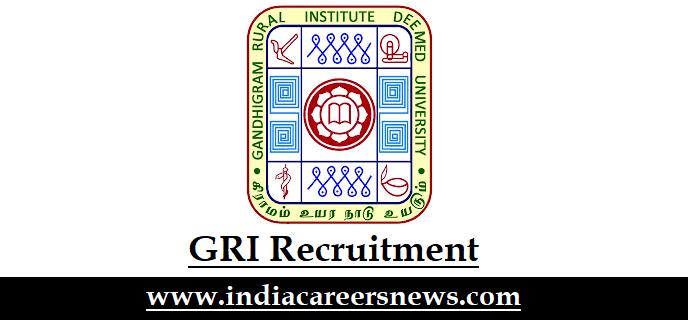 GRI Recruitment