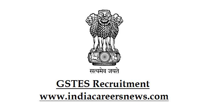 GSTES Recruitment