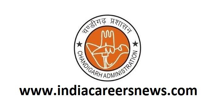 GMSH Chandigarh Recruitment