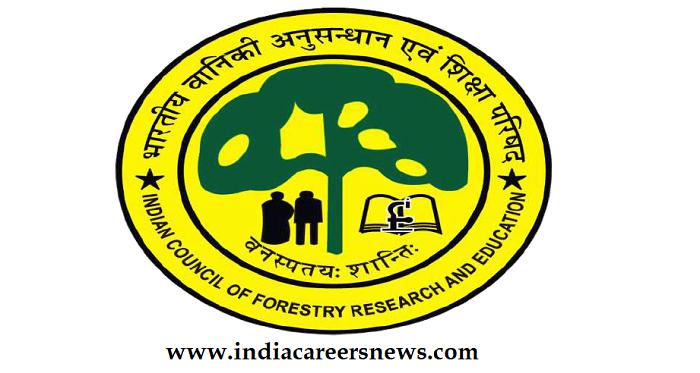 ICFRE Assam Recruitment