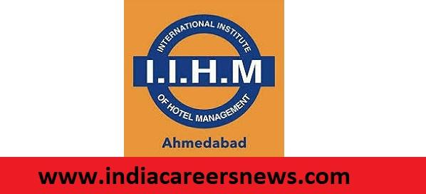 IHM Ahmedabad Recruitment