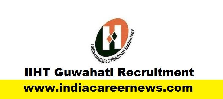 IIHT Guwahati Recruitment