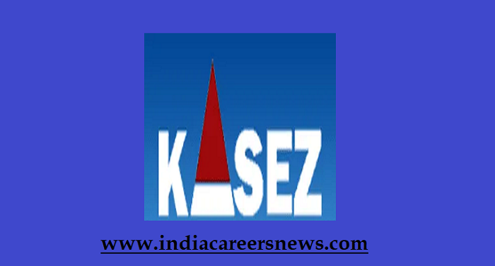 KASEZ Recruitment