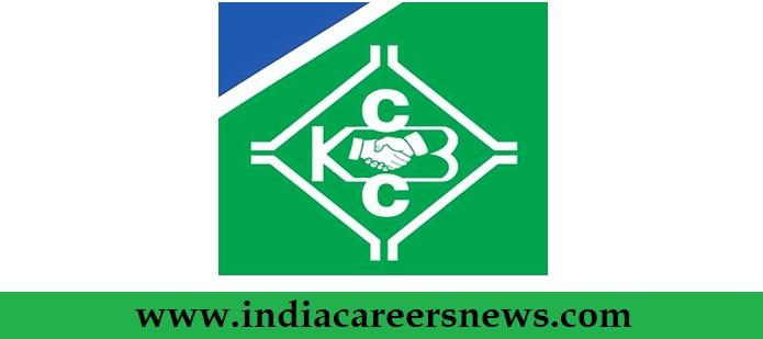 KCCB Recruitment