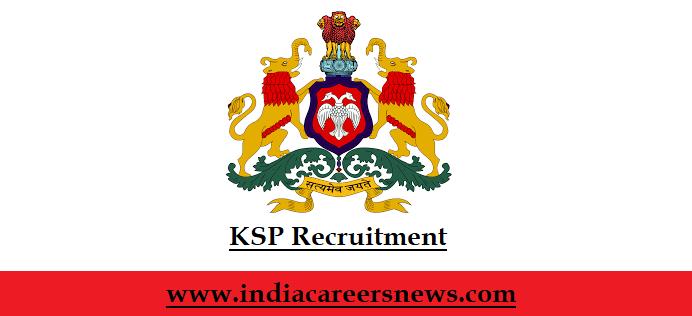 KSP Recruitment