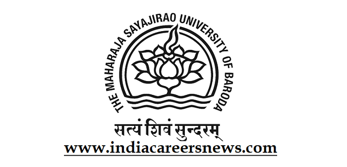 MSU Baroda Recruitment
