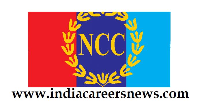 NCC Directorate AP Telangana Recruitment