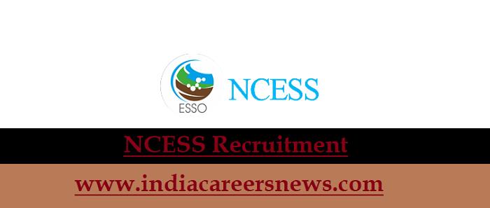 NCESS Recruitment