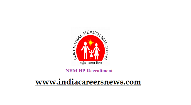 NHM HP Recruitment