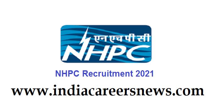 NHPC Nagwain Mandi Recruitment
