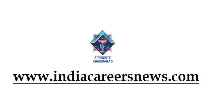 NIPER Ahmedabad Recruitment