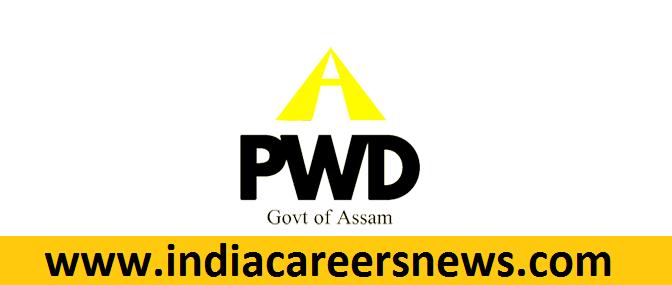 PWD Assam Recruitment