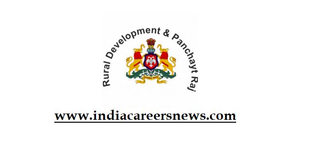 RDPR Andaman and Nicobar Recruitment