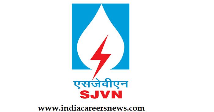 SJVN Shimla Recruitment