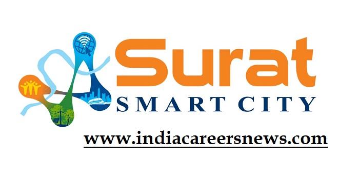 Surat Smart City Recruitment