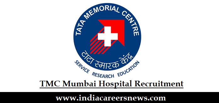 TMC Mumbai Hospital Recruitment