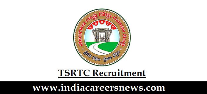 TSRTC Recruitment